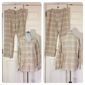 Burberry pajamas